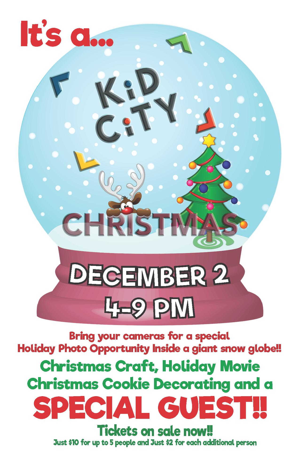 KiD CiTY Christmas | Greenwood, IN