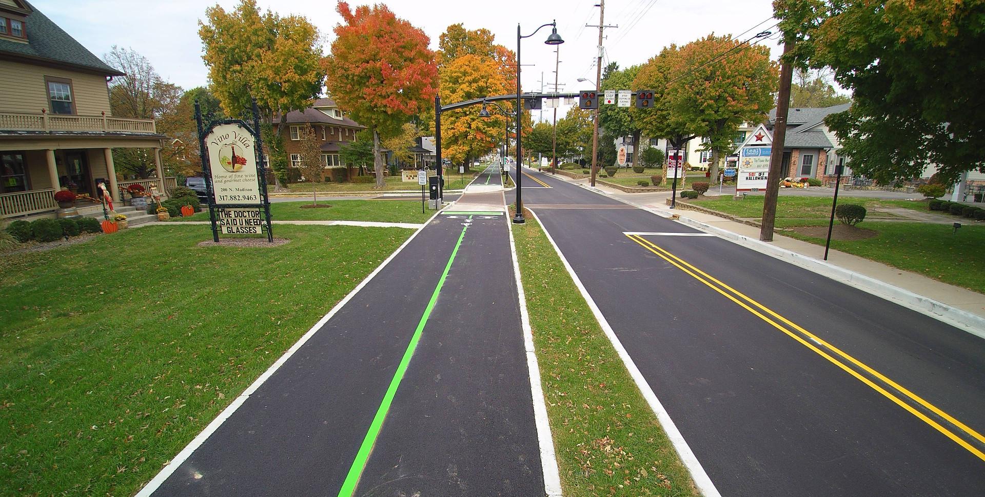 Madison Ave. Improvements