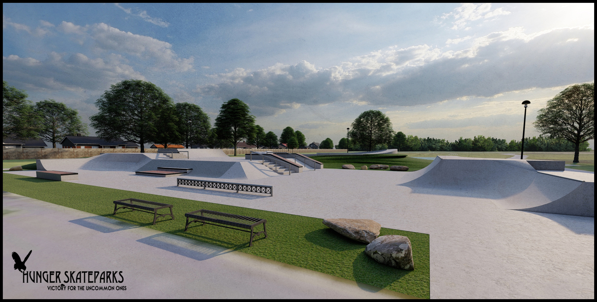 Northeast Skatepark